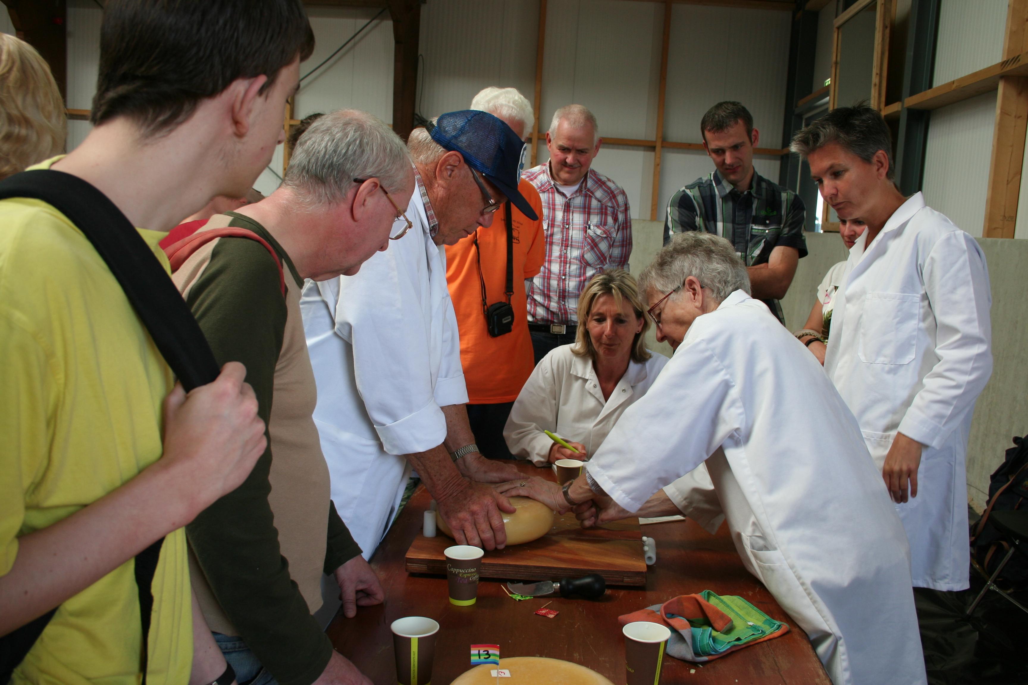 De Kooihoek wint kaaswedstrijd • Het Schaap