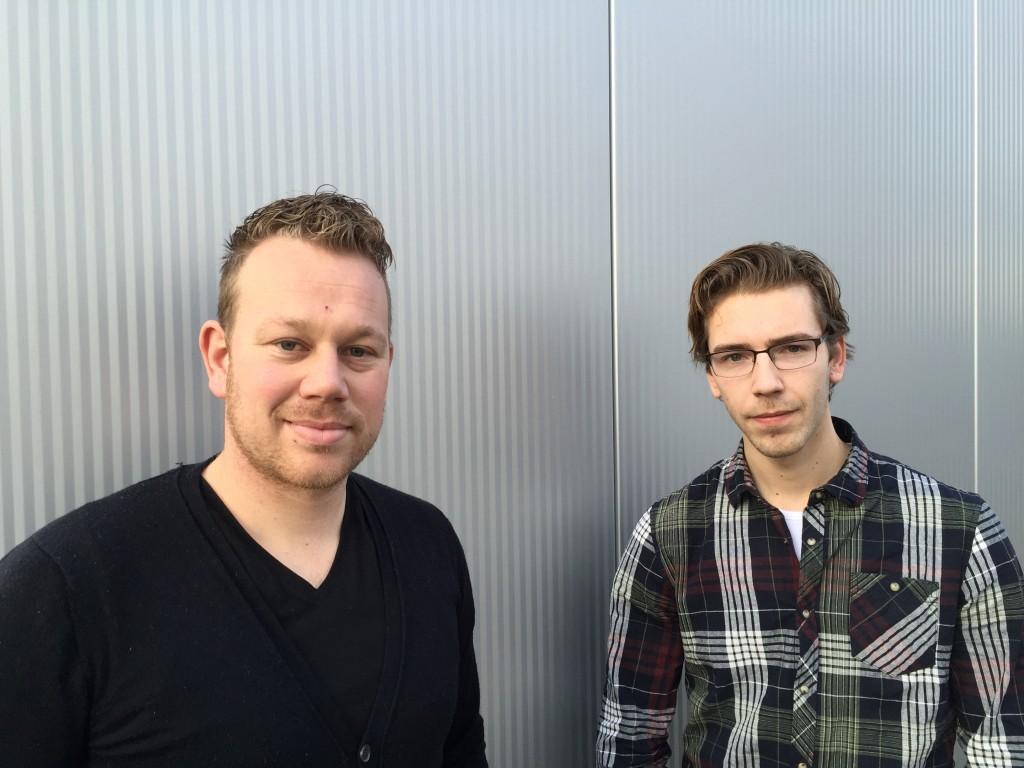 De NSFO heeft 2 nieuwe medewerkers: Johan Knaap en Ido Altenburg.