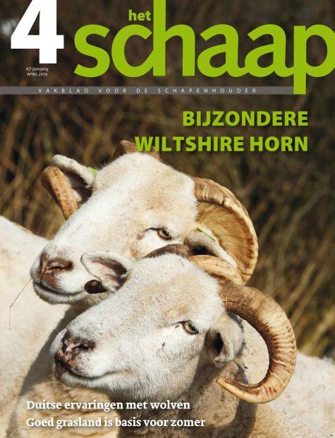 vakblad Het Schaap april 2018