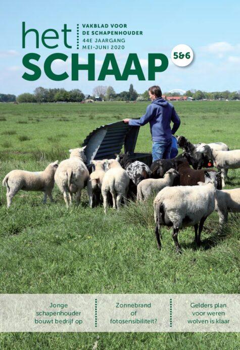 vakblad Het Schaap cover mei-juni 2020