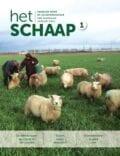 cover van januari 2021 van Het Schaap