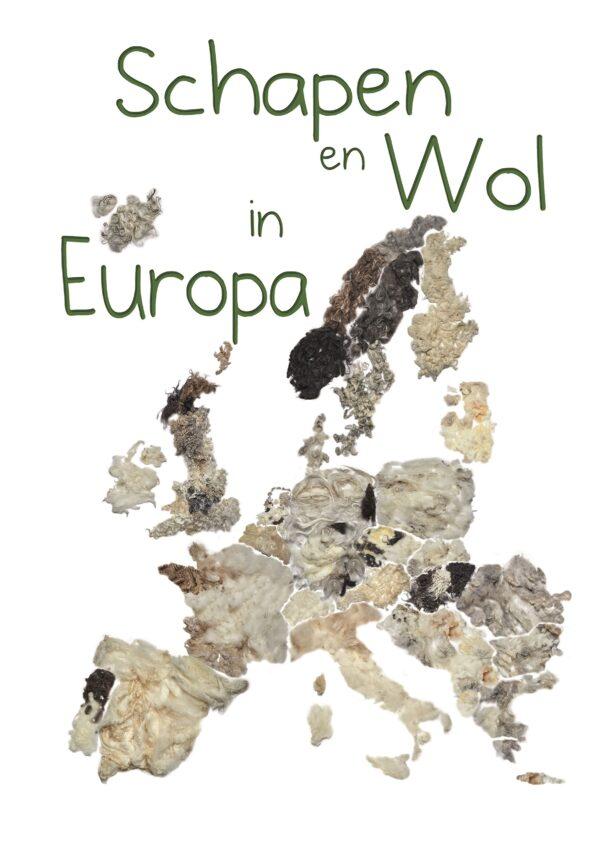 Cover boek Schapen en wol in Europa